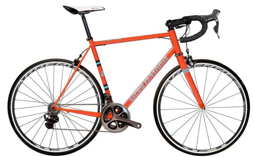A steel beauty from Greg LeMond: Washoe