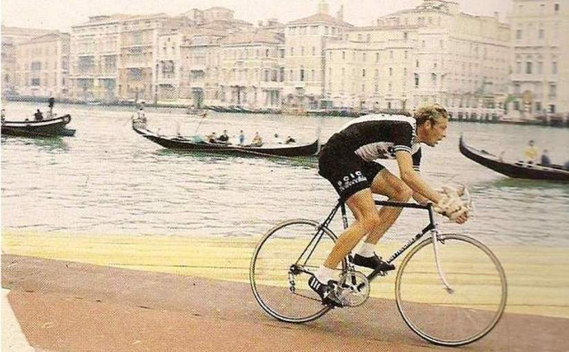 Time Trial in Venice, 1978 Giro d'Italia