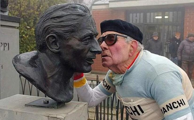 Valeriano Falsini, friend of Fausto Coppi