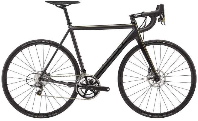 Cannondale CAAD10 2015 Black Inc. Disc
