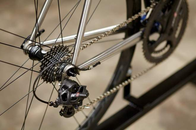 Jaegher Ascender, with Campagnolo Super Record