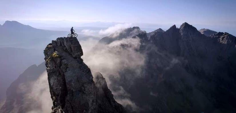 Danny MacAskill-The Ridge