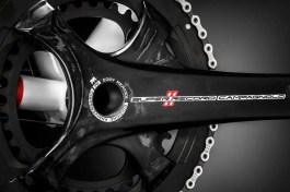 Eddy70 bike - Special Campagnolo Super Record crankset