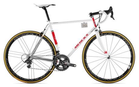 Eddy70 Bike by Eddy Merckx cycles