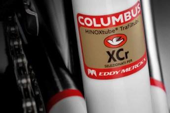 Eddy70 bike - Columbus tubes