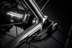 Eddy70 bike - rear dropout