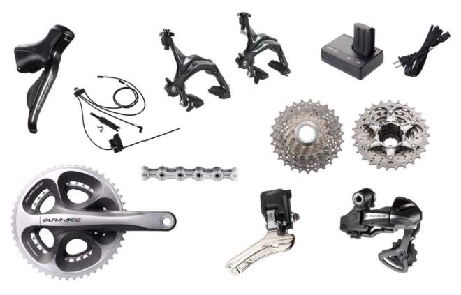 Dura-Ace history: Dura-Ace 7900 Di2 groupset