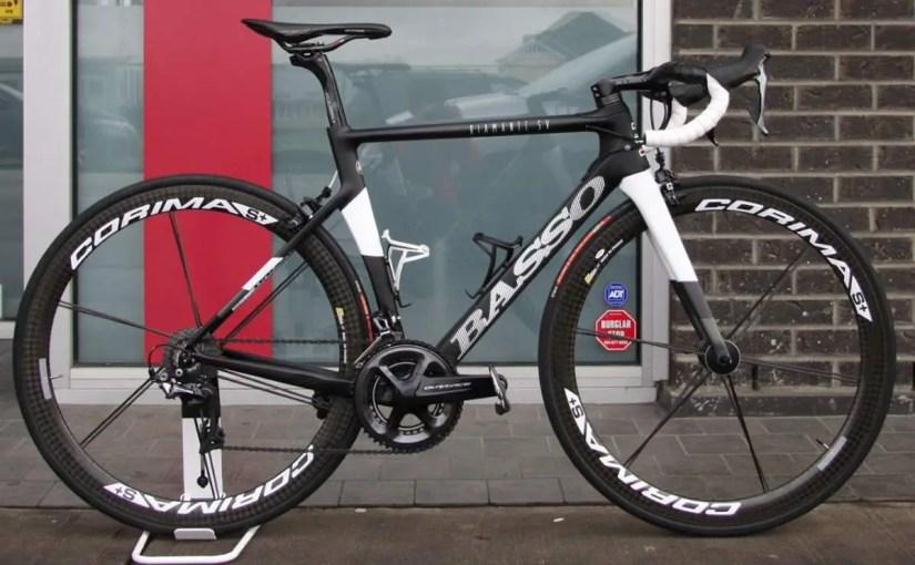 Bike of the day: Basso Diamante SV Black & White