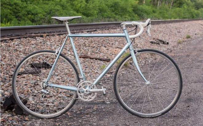 Clockwork Road Bike