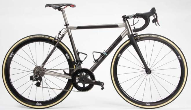 Firefly Road Ti-Carbon