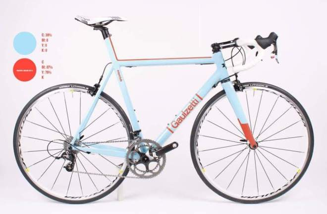 Gaulzetti road bike