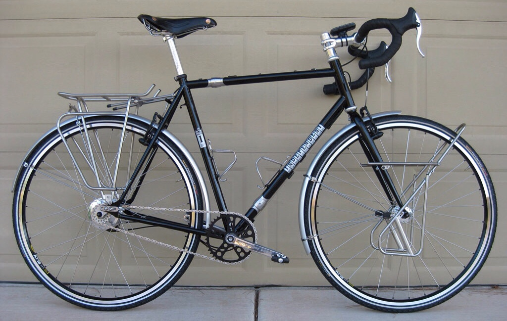 indy fab of newmarket usa have been around longer than most and as a result have mastered the frame building trade the finish on an indy fab is