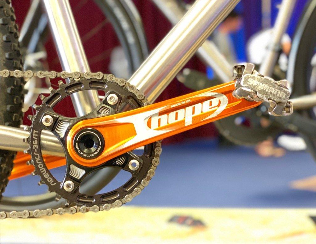 Mawis Titan Bikes