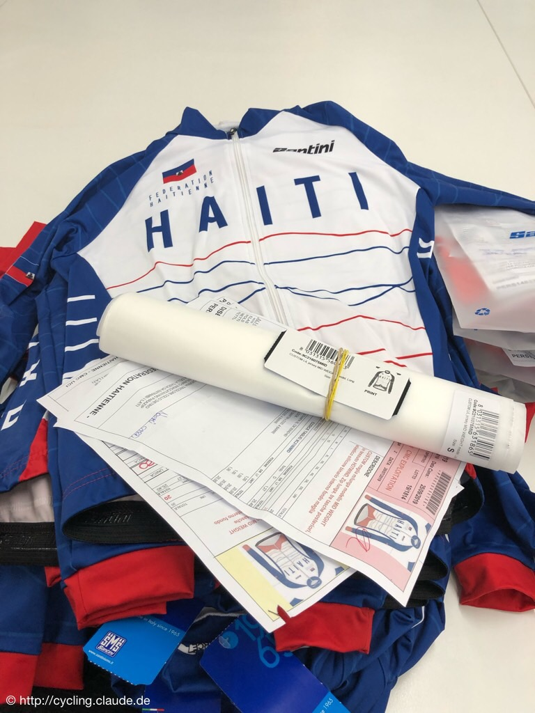 Haiti Nationalteam Jersey