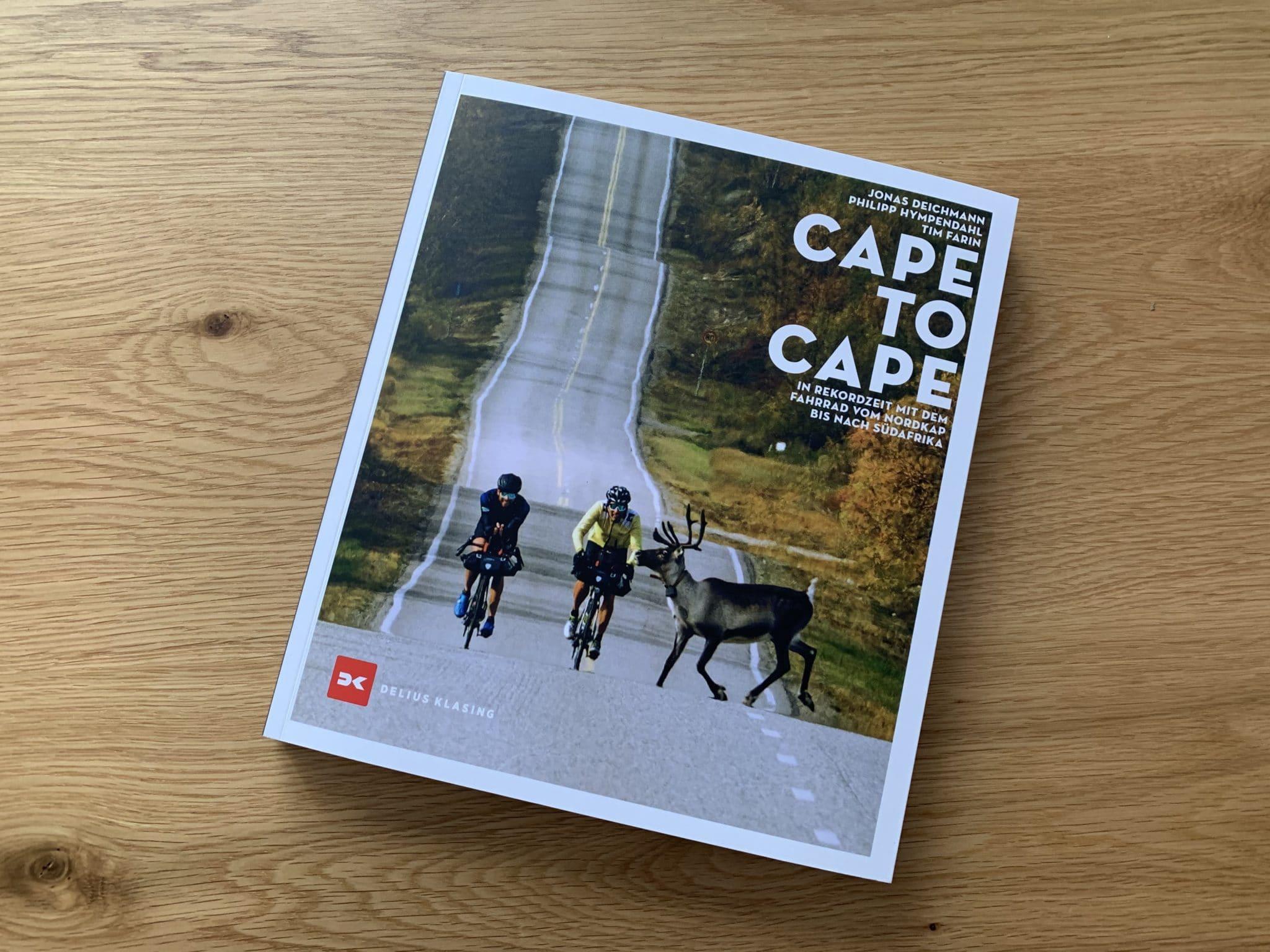 Cape 2 Cape das Buch