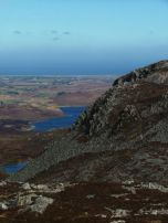 view from Errigal
