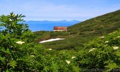 A mountain Hut