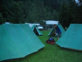 Tents again