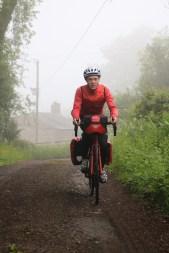 Ceri Middleton - en route from Hertfordshire to Austria