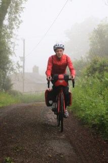 Ceri Middleton - en route from Hertfordshire to Austria