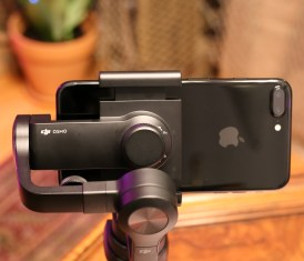 iPhone 7 Plus & DJI Osmo Mobile