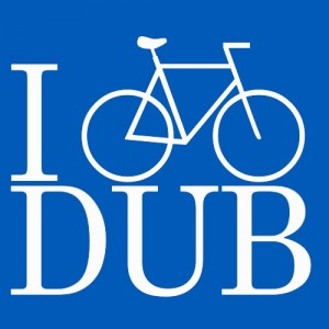 I bike Dublin 500x500 blue