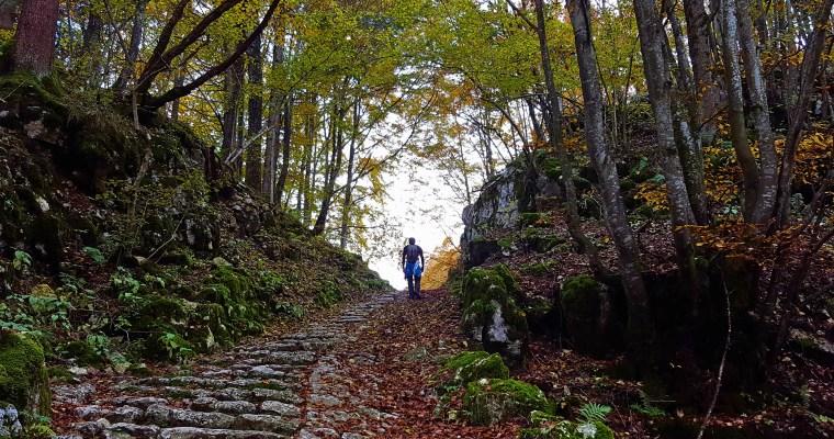 La Calà del Sasso: dalla Valsugana all'altopiano di Asiago in 4000 gradini