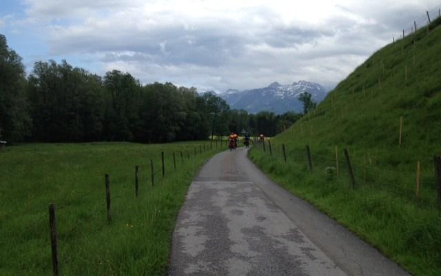 Alpe Adria in bicicletta: il viaggio di Antonio da Salisburgo a Padova