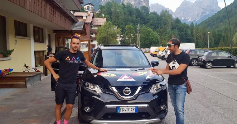 Randolomitics: la prima randonnee per bici da corsa sulle Dolomiti