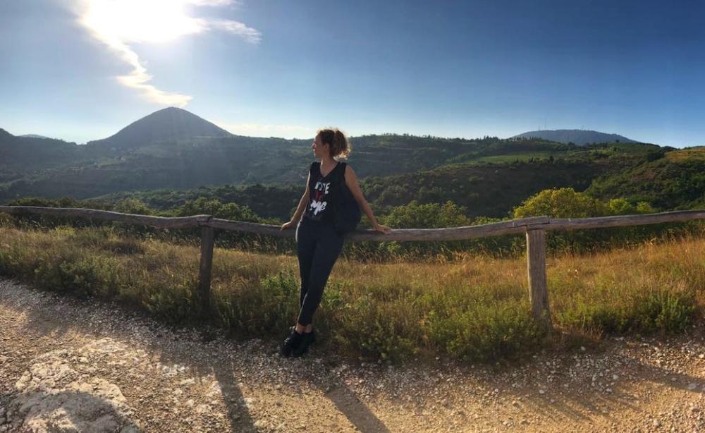 Pianoro del Mottolone: passeggiata sui Colli Euganei tra sentieri e trattorie