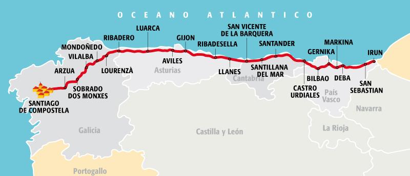Consigli suggerimenti per il Cammino di Santiago