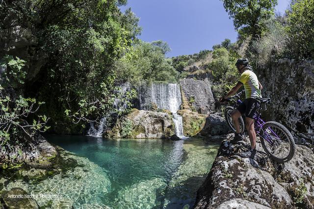 Cilento in mountain bike: il progetto del fotografo Antonello Naddeo