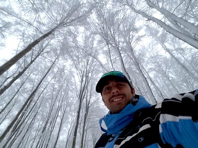 Monte Amiata: escursione invernale con le ciaspole