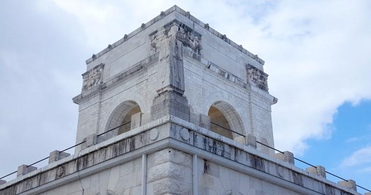 Sacrario di Asiago a 100 anni dalla fine della Grande Guerra