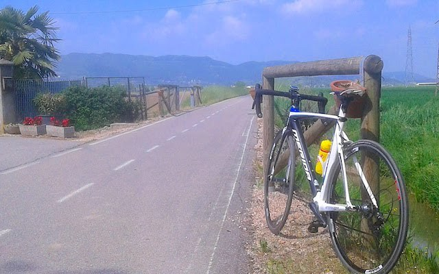 Pista ciclabile della Riviera Berica: da Vicenza a Noventa Vicentina (VI)