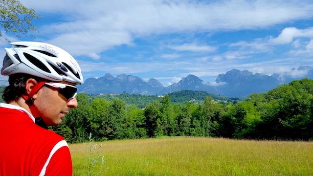 Ciclabile del Piave: da Belluno a Lentiai (BL) in e-bike