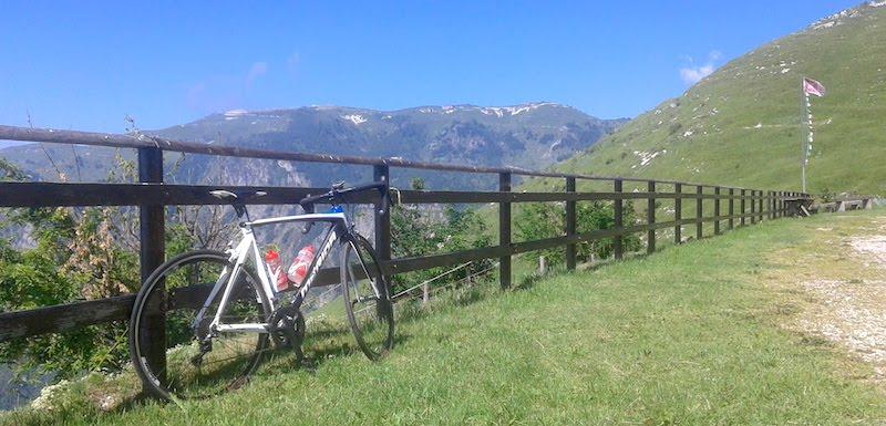 Monte Grappa da Alano di Piave: la salita in bici da corsa