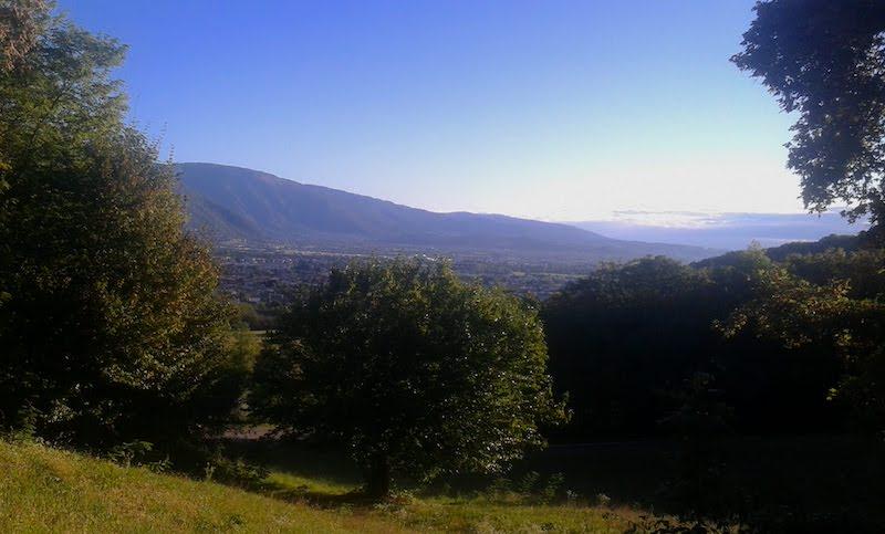 Passo Zovo da Schio a Recoaro Terme: in bicicletta sulle Piccole Dolomiti