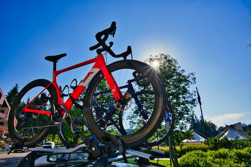 Portabici Thule Pro Ride: una breve recensione del nostro modello