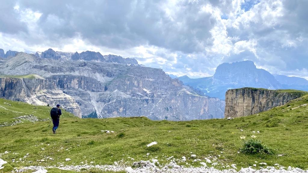 Alta Via 2 delle Dolomiti: il percorso, lo zaino, info utili e la mia esperienza