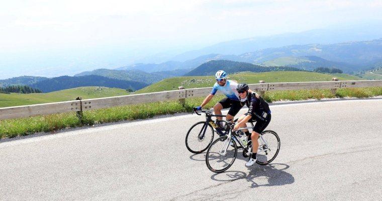 Monte Grappa in bicicletta: la salita da Romano d'Ezzelino