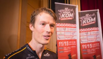 Will Routley to take on Taiwan KOM Challenge