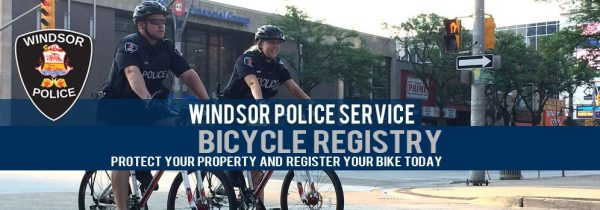 Bicycle registry officially launches in Windsor, Ont ...