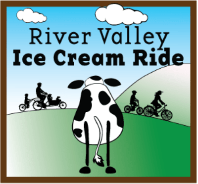 River Valley Ice Cream Ride, July 29, 2017