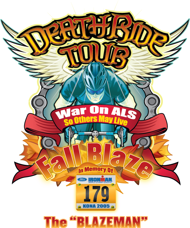 Death Ride Tour Fall Blaze, October 6 – 9, 2017
