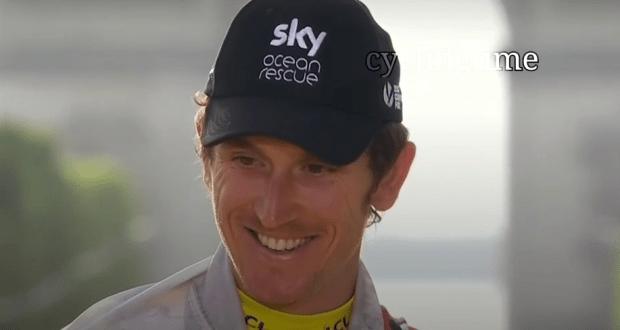 Thomas Tour de France