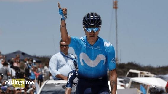 Anacona alla Vuelta San Juan