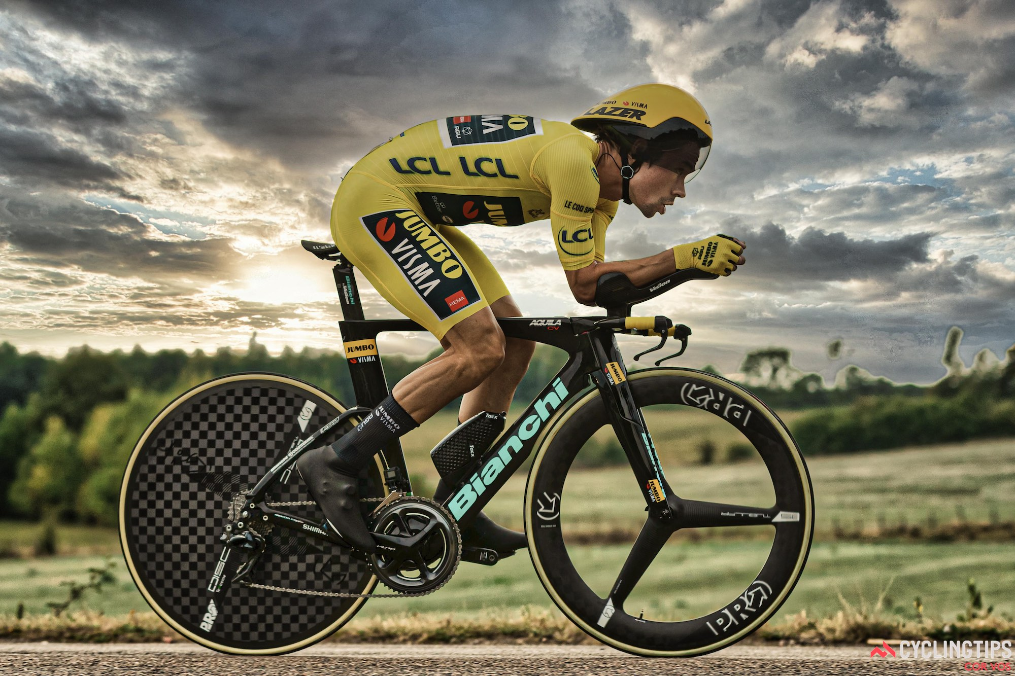 roglic s power numbers from tour tt and