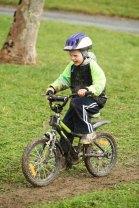 Kids MTB racing