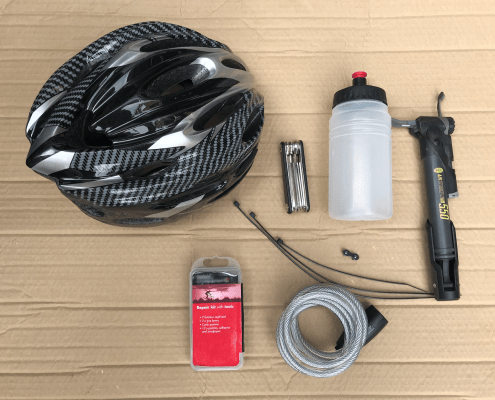 Cycling Essential Equipment
